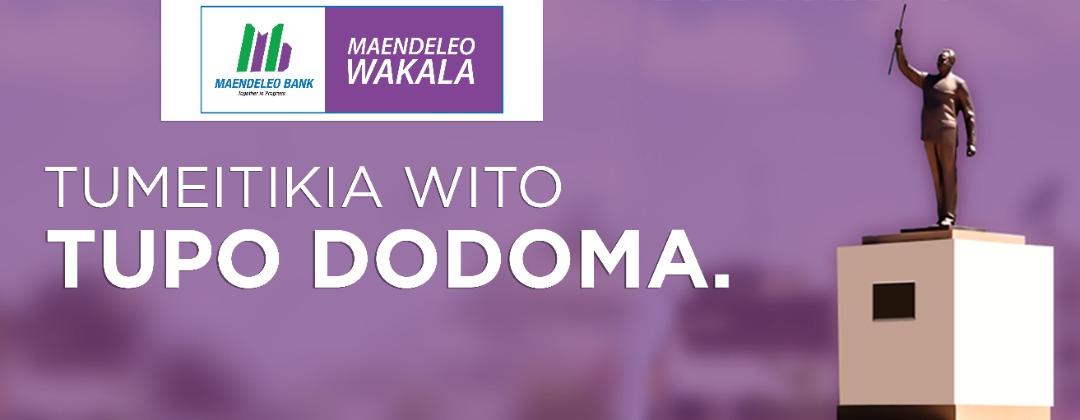 Maendeleo Wakala Dodoma