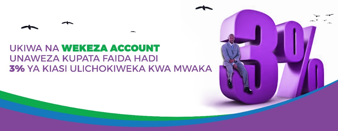 Wekeza Account